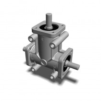 Bevel Gearboxes B3
