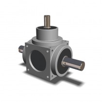 Bevel Gearboxes BC2