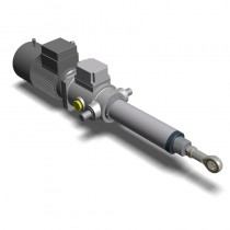EC1 AC Max Force 5000 N Max Speed 230 mm/s Motor 1ph-3ph