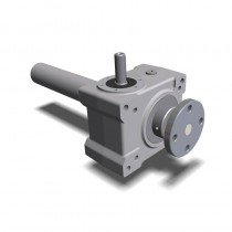 HT50 Max Force 50kN Gear Ratios 1:5-1:10 --1:30 Acme Screw 40x7